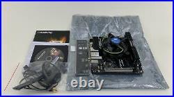 GIGABYTE H370N Mini ITX Motherboard + Intel i5-9500 Processor + Crucial 16GB RAM