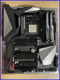GIGABYTE X570 Aorus Ultra Motherboard Combo with Ryzen 7 3700X 3.6 GHz & 48GB Ram