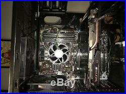 Gaming PC Bundle Intel i5-6600, ASUS STRIX 970 GTX, MSI Z170A Motherboard