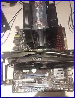 Gaming pc motherboard bundle