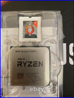 Gigabyte B450 AORUS PRO AM4 ATX PC Motherboard Ryzen 5 3500X Processor Bundle