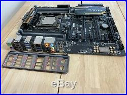 Gigabyte GA-X99-UD4 Motherboard with Intel Core i7 5820K CPU Combo