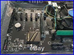 Gigabyte H110-D3A Motherboard + Celeron G3930 CPU + 4GB Crucial DDR4 RAM Bundle