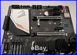 Gigabyte H370 Aorus Gaming 3 Wifi Core i7-9700F Micro ATX motherboard CPU combo