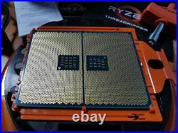 Gigabyte X399 Aorus Pro + AMD Ryzen Threadripper 1900X