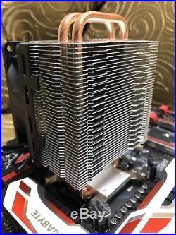Gigabyte Z170x Gaming 7 With i7-6700k CPU and Heatsink