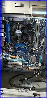 Gigabyte ga-ex58-ud3r with intel i7-920 3 channel memmory