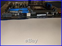 Gigabyte socket x79 2011 motherboard & E5-2670 high end cpu