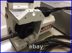 HAAS HA5C 5C Collet SIGMA 1 4th Axis Rotary Table Indexer SEE VIDEO
