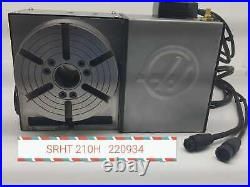 HAAS HRT-210 SIGMA-1 Rotary Table Indexer 60 DAYS WARRANTY