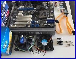 I5 2500K Aufrüstkit Asrock P67 Pro3 Corsair XMS3 8GB AC Freezer 7 Pro + Zubehör