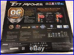 I5 3570k bundle Z77 M-power Motherboard/ 16 GB Patriot DDR3 1866