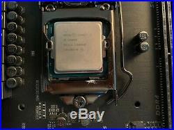 I5 6600k CPU Gigabyte Z170x-ud5 Combo ATX