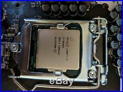 I5 6600k CPU WithMSI Z170A KRAIT GAMING MOTHERBOARD