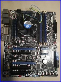 I7 2600k + Intel DZ68BC Motherboard Combo