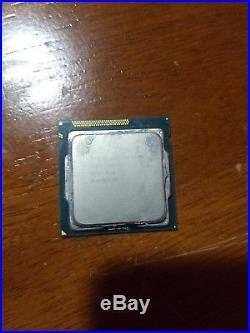 I7 3770k delided and ASRock Z77 Extreme4 8 gigabyte trident x ram