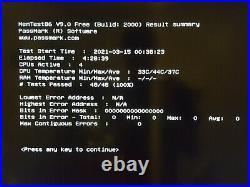 I7 4770k Combo, Hi-Fi Z87X 3D, 16GB DDR3 1866MHz, READ DESCRIPTION