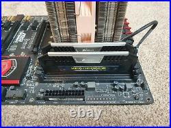 I7-4790K / MSI Z97 Gaming 5 Motherboard / 16GB RAM Bundle & Noctua CPU Cooler