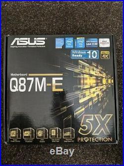 I7 4790k Motherboard Bundle 16GB RAM