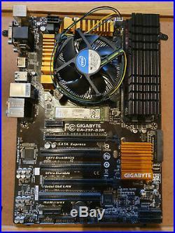 I7-4790k, Z97 board, 16GB RAM & 256GB NVMe