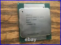 I7 5820k X99 Motherboard 32gb Ram Combo