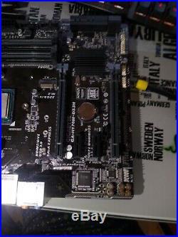 I7 6700 CPU Gigabyte H170 Motherboard Combo