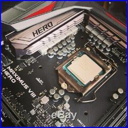 I7 6700K 4.0Ghz & MAXIMUS VIII HERO & CORSAIR VENGEANCE 16GB DDR4 3000MHz Bundle