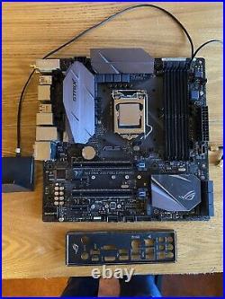 I7 6700K ASUS ROG STRIX Z270G Bundle