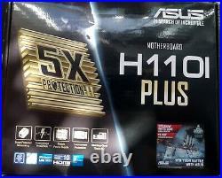 I7 6700K Combo + Asus H110i Plus MINI ITX LGA 1151 Motherboad + Arctic Cooler