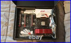 I7 6700k + Gigabyte ga-z170x-gaming 7 Motherboard With32GB GSKILL DDR4-2400 RAM