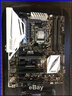 I7 6700k Z170-AR 16GB RAM H60 AIO Cooler Combo
