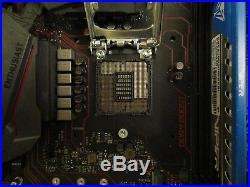 I7 7700K Delidded/Relidded + MSI Z270 Gaming M3 + 16GB Patriot Viper 3GHz DDR4