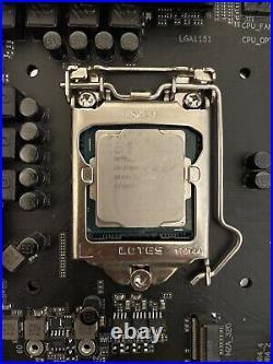 I7-7700k with Gigabyte GA-Z270Ultra Motherboard
