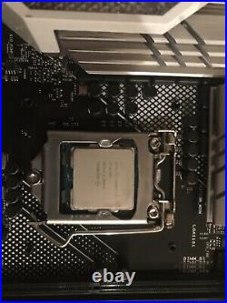I7 9700k With Asus Prime Z390-A With 4X4Gb Corsair Vengeance C15 3000mhz