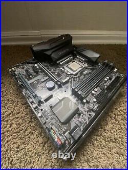 I7 9700k + Z390m Motherboard Combo