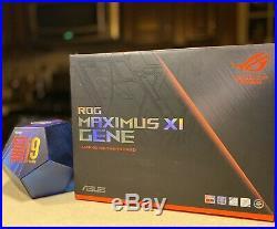 I9 9900k/Asus ROG Maximus XI Gene 16GB Ram