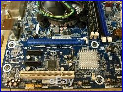 INTEL DH67BL MOTHERBOARD + CORE i7-2600K CPU + 8GB G Skill RAM COMBO