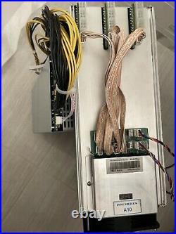 Innosilicon A10Pro 5gb Etherium Miner 500MH With 220v PSU