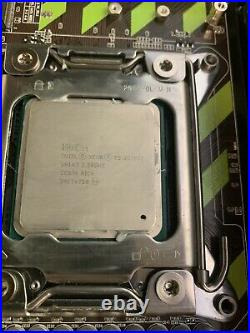 Intel 10 core 20 Thread 32GB CPU Motherboard RAM BUNDLE Server gaming streaming