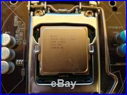 Intel Core i5 2500k 3.3Ghz + ASRock Motherboard + 8GB RAM Bundle