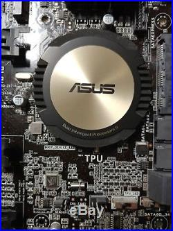 Intel Core i5-4690K, Asus Z97-A, DDR3 16GB 1333MHz bundle deal