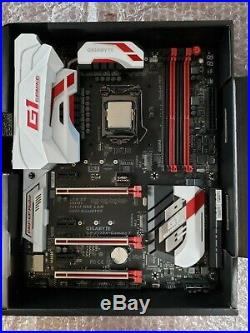 Intel Core i5-6600k Processor and Gigabyte GA-Z170X-Gaming7 Motherboard Combo