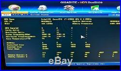 Intel Core i7 4790K + Gigabyte Z97X-UD5H Bundle