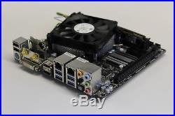 Intel Core i7-4790s@3.20GHz + Gigabyte GA-H97N-Wifi + Crucial 16GB DDR3 (Combo)