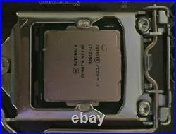 Intel Core i7 7700K Quad-Core + ASROCK Z270 Killer SLI/ac Wifi Motherboard Combo