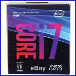 Intel Core i7-8700, Gigabyte Z390 UD, CPU / Motherboard Bundle
