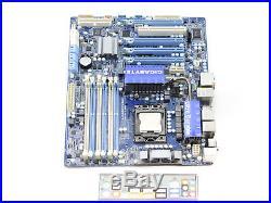 Intel Core i7-950 3.06GHz Quad Core CPU Gigabyte GA-X58A-UD3R Motherboard
