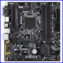 Intel Core i7-9700K & Gigabyte H370M D3H mATX LGA 1151 Motherboard Combo