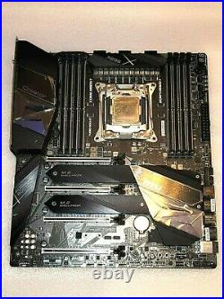 Intel Core i9-9980XE with MSI Creator X299 Motherboard