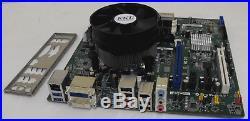 Intel DQ67SW LGA1155 Motherboard, I5 2310 @ 3.2GHz, 8GB DDR3, USB 3.0 Bundle